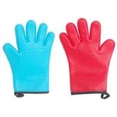 雙層耐高溫矽膠手套一雙