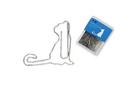 [ABEL] 貓咪造型迴紋針 15入