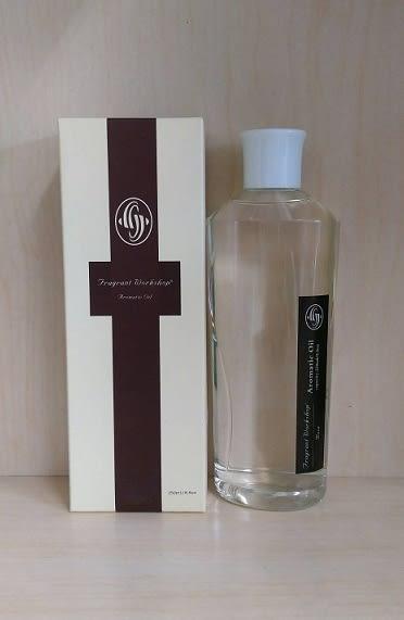 原裝進口 Fragrant Workshop 擴香花精油補充瓶250ML (玫瑰ROSE)