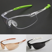 護目鏡防護眼鏡女防塵防風鏡勞保防飛濺風鏡防風眼鏡男騎行摩托車 ☸mousika