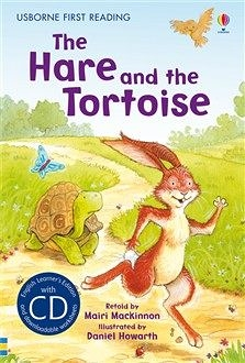 【麥克書店】First Reading : THE HARE AND THE TORTOISE /英文讀本+CD