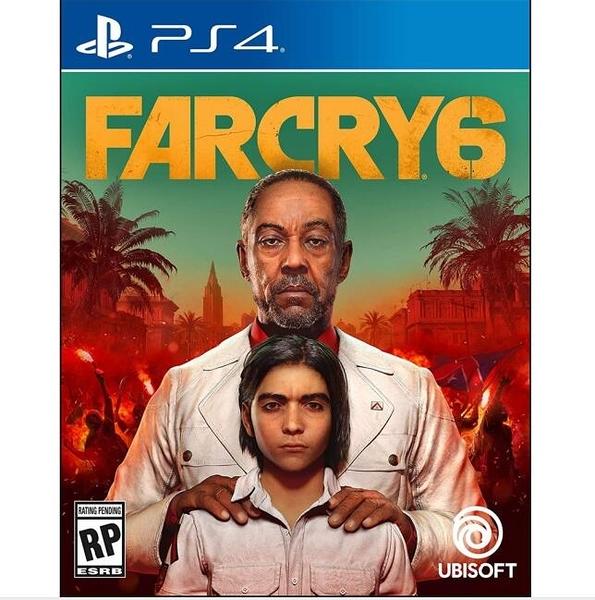 PS4 極地戰壕6 極地戰嚎 6 Far cry 6 中文版 可升級到 PS5 版本 【預購2021/5/26】