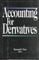 二手書博民逛書店 《Accounting for Derivatives》 R2Y ISBN:078630541X│McGraw Hill Professional