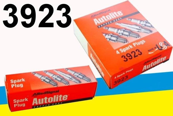 【吉特汽車百貨】美國原裝 全新 Autolite 火星塞 4顆組合 3923 bkr5 bkr6