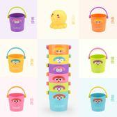 除舊佈新 嬰兒早教1-3歲疊疊樂寶寶益智層層疊套套杯兒童疊疊杯彩虹圈玩具