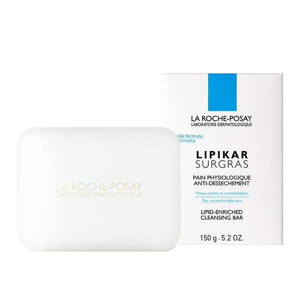 【理膚寶水 La Roche-Posay】理膚寶水 滋養皂 150g