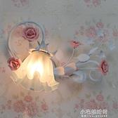 櫥櫃燈 創意北歐式田園樓梯床頭燈溫馨兒童房間女孩臥室美式陽台過道 【全館免運】