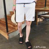 短褲男夏季韓版潮寬鬆五分褲休閒運動褲子5分男士短褲沙灘褲小確幸生活館