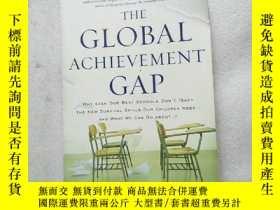 二手書博民逛書店The罕見Global Achievement GapY2226