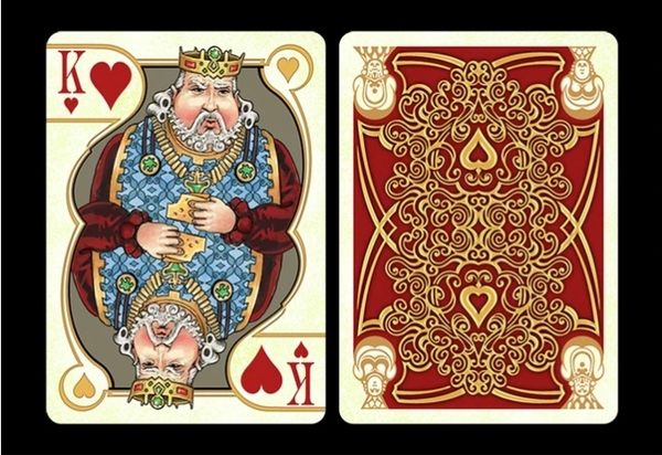 【USPCC撲克】GLUTTONY PLAYING CARDS