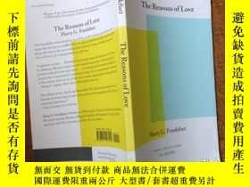 二手書博民逛書店The罕見reasons of loveY12487 Harry