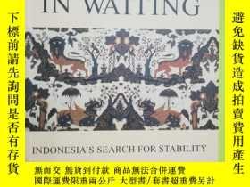 二手書博民逛書店A罕見Nation in Waiting: Indonesia s search for stability (S