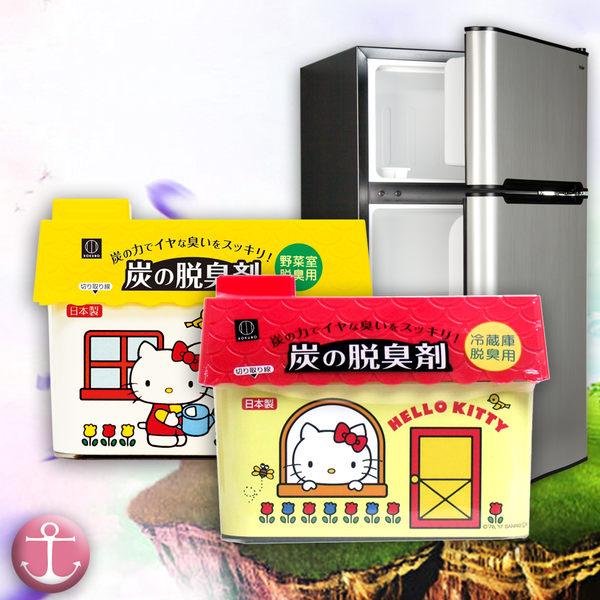 日本製小久保HELLO KITTY冰箱用除臭劑