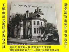 二手書博民逛書店ST.Davids:90罕見years and counting