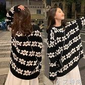 孕婦毛衣中長款上衣秋冬裝2020年新款減齡女秋冬款潮媽外穿孕晚期 小艾新品