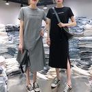 促銷不退換短袖T恤洋裝639短袖連身裙女...