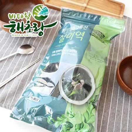 韓國 BADA HAECHO 乾燥海帶 100g 海帶 海帶湯 味噌湯 煮湯 熬湯 湯底 高湯