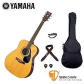 YAMAHA F310 吉他贈吉他袋 山葉 民謠吉他 套裝組/F210 升級 f-310 木吉他 yamaha 【另贈好禮包】