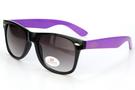 復古太陽眼鏡(大人款)-雙配色時尚膠框-大膽玩色繽紛陪伴-J6223