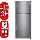 LG樂金【GN-HL427SV】410公升變頻雙門冰箱