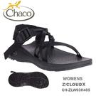 【速捷戶外】美國 Chaco Z/CLOUD X 越野運動涼鞋 女款CH-ZLW03H405 -雙織標準(標準黑),戶外涼鞋