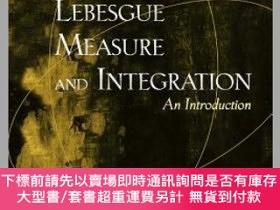 二手書博民逛書店預訂Lebesgue罕見Measure And Integration: An IntroductionY49