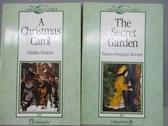 【書寶二手書T9/原文小說_MOV】The Secret Garden_A Christman Carol_共2本合售