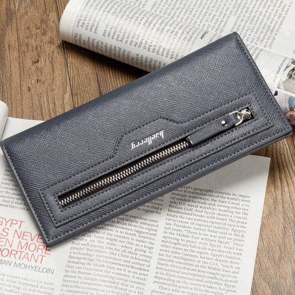 baellerry長夾 超薄皮夾 錢包 BLR30373 -寶來小舖