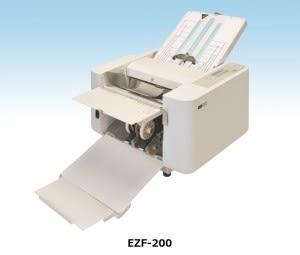 UCHIDA EZF-200 摺紙機