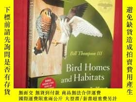 二手書博民逛書店Bird罕見Homes and Habitats ( 16開 )