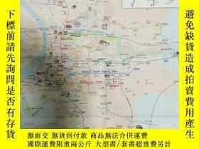 二手書博民逛書店罕見臺北觀光資訊街道地圖Y185807 臺灣觀光局 出版1949
