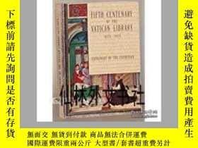 二手書博民逛書店【罕見】1975年 fifth centenary of the