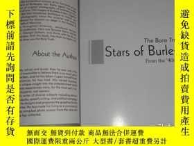 二手書博民逛書店2手英文罕見The Bare Truth: Stars of B