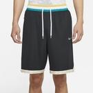 Nike Dri-FIT DNA 男裝 短褲 籃球 輕盈 休閒 透氣 乾爽 口袋 黑金【運動世界】CV1922-010