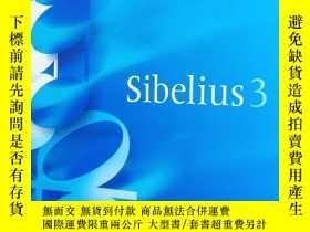 二手書博民逛書店Sibelius罕見3Y201150 Daniel Spread