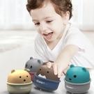 儿童玩具 2021年新款小孩按壓回力小汽車1-2歲寶寶益智玩具車男孩8-12個月【快速出貨八折下殺】