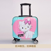 加厚超靜音結實飛機行李箱可登機20寸小型耐用箱子飛機可帶拉桿 快速出貨 YYP