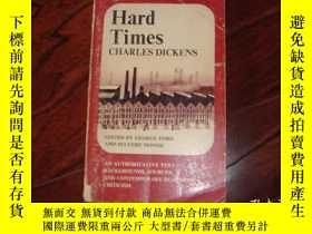 二手書博民逛書店HARD罕見TIMES:CHARLES DICKENS【英文原版