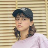 鴨舌帽 美式休閒薄款透氣字母棒球帽男女夏天軟頂彎檐鴨舌帽戶外遮陽帽潮 芭蕾朵朵
