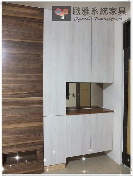 【系統家具】玄關鞋櫃