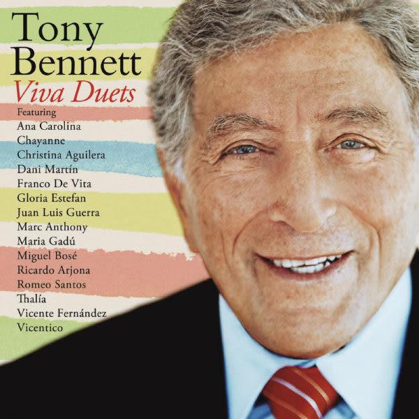 東尼班奈特 拉丁星鑽對唱 CD附DVD 雙重饗宴版  (音樂影片購)