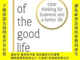 二手書博民逛書店The罕見Art Of The Good Life-美好生活的藝術Y436638 Rolf Dobelli S