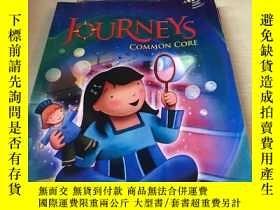 二手書博民逛書店Journeys:common罕見core(美國教材)Y407156