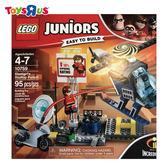 玩具反斗城  樂高 LEGO 10759  ELASTIGIRLS ROOFTOP PURSUIT