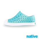 native 大童鞋 JEFFERSON 小奶油頭鞋-湖面藍