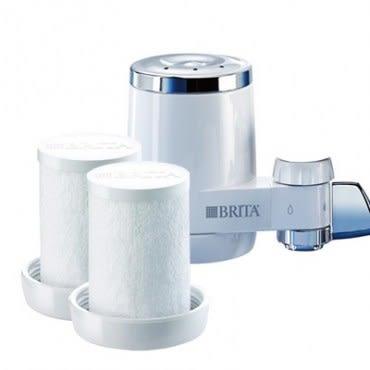 BRITA 龍頭式濾水器含兩個濾芯