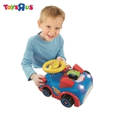 玩具反斗城 BRU 小熊寶雲 方向盤玩具