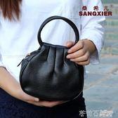 迷你小包包2019手提包中老年女包媽媽買菜包手機零錢包水桶包軟面 茱莉亞