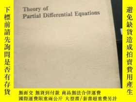 二手書博民逛書店THEORY罕見OF PARTIAL DIFFERENTIAL EQUATIONSY20525 LIEBERS