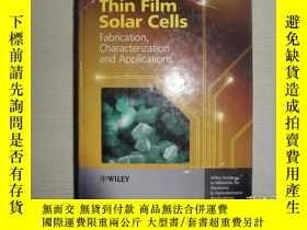 二手書博民逛書店Thin罕見Film Solar Cells: Fabricat